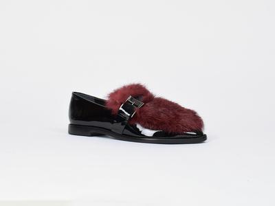 Zapato Hera Negro