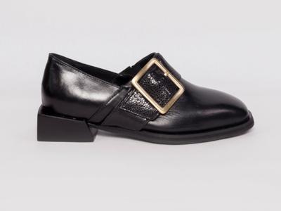 Zapato Sauria Negro