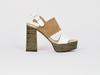 Zapato Gaia Croco