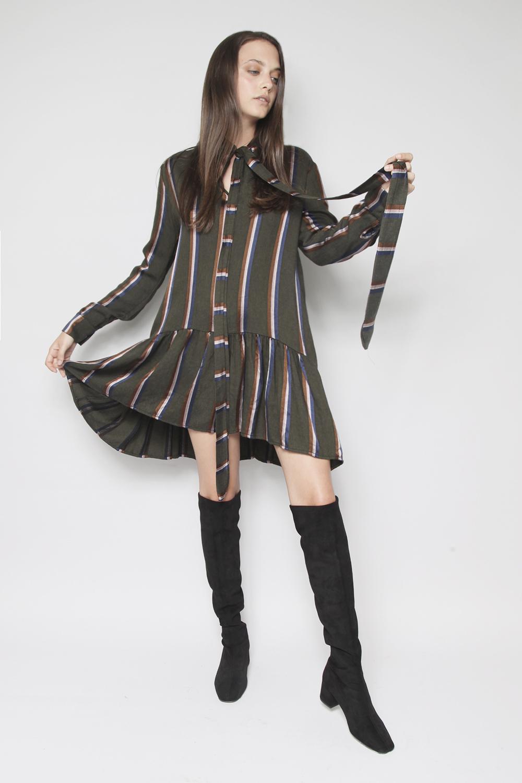 Vestido Olirio