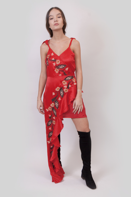 Vestido Gaura