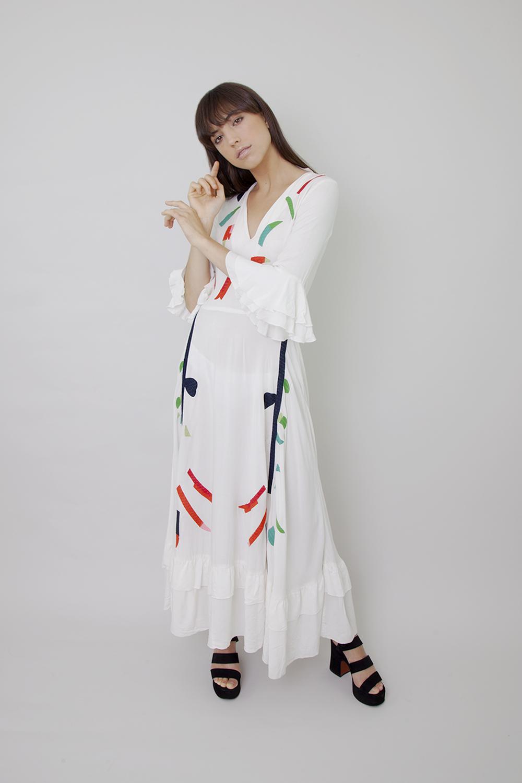 Vestido Amparo