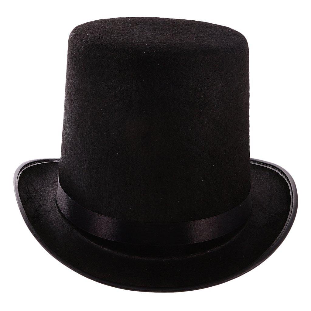 Sombrero Gorro Copa Disfraz Mago Cotillon 81a26a465c6