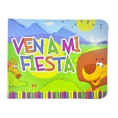 Tarjetas De Invitación Fiestaclub Cl