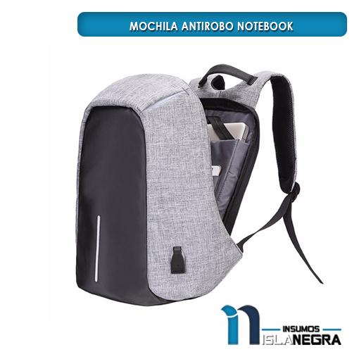 MOCHILA ANTIROBO NOTEBOOK