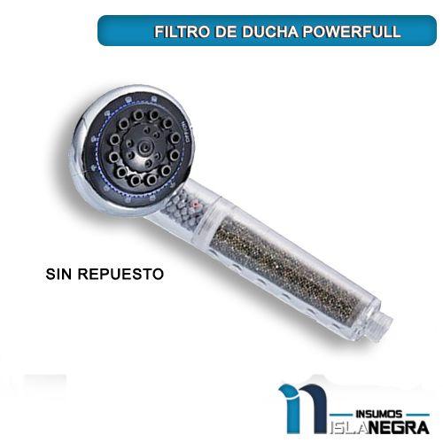 FILTRO DE DUCHA POWERFULL
