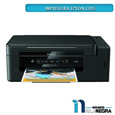 IMPRESORA MULTIFUNCIONAL EPSON L395 WIFI