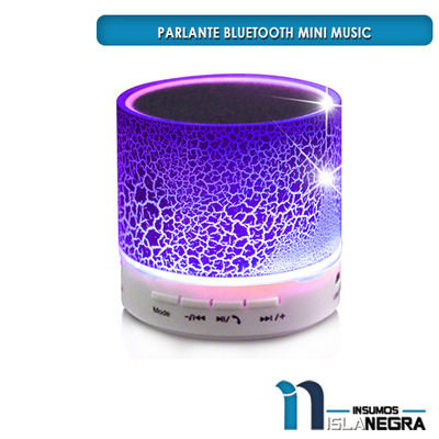 PARLANTE BLUETOOTH MINI MUSIC