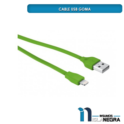 CABLE USB GOMA