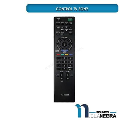CONTROL TV SONY