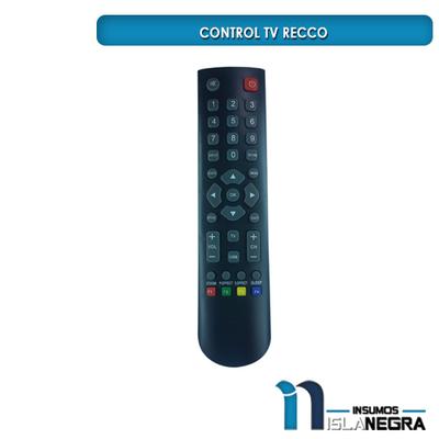 CONTROL TV RECCO