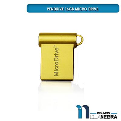 PENDRIVE 16GB MICRO DRIVE