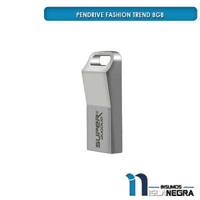 PENDRIVE FASHION TREND 8GB