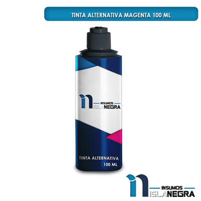 TINTA RECARGA FUJIPRINT MAGENTA ALTERNATIVA
