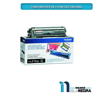 TONER BROTHER 210 NEGRO ORIGINAL