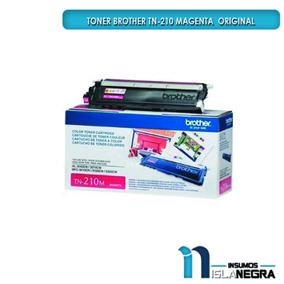 TONER BROTHER 210 MAGENTA ORIGINAL