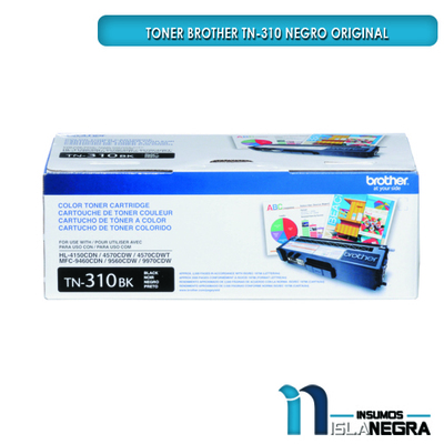 TONER BROTHER 310 NEGRO ORIGINAL