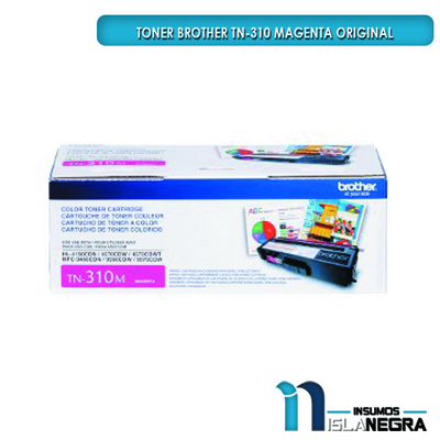 TONER BROTHER 310 MAGENTA ORIGINAL