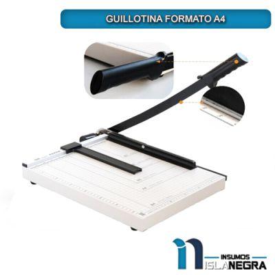 GUILLOTINA FORMATO A4