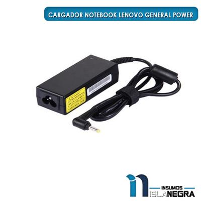 CARGADOR NOTEBOOK LENOVO GENERAL POWER