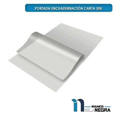 MICAS ENCUADERNACION CARTA 30U