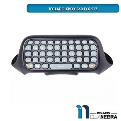 TECLADO XBOX 360 TYX-517