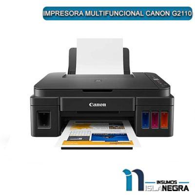 IMPRESORA MULTIFUNCIONAL CANON G2110