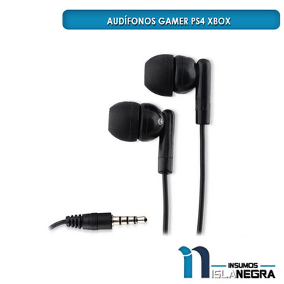 AUDIFONOS GAMER PS4 XBOX