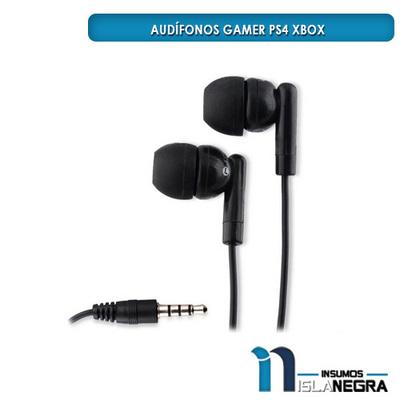 AUDIFONOS GAMER PS4 XBOX