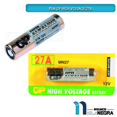 PILA 27A GP HIGH VOLTAGE 12V