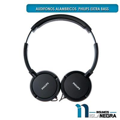 AUDIFONO ALAMBRICO PHILIPS SHL-5000