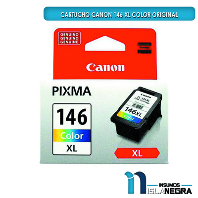 CARTUCHO CANON 146 XL COLOR ORIGINAL