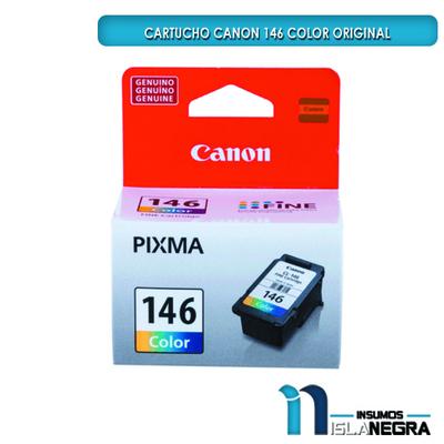 CARTUCHO CANON 146 COLOR ORIGINAL