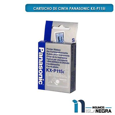 CARTUCHO DE CINTA PANASONIC KX-P115i