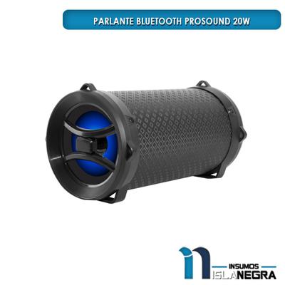 PARLANTE BLUETOOTH PROSOUND 20W PX-75