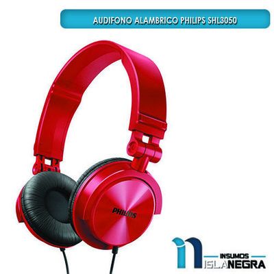 AUDIFONOS ALAMBRICOS PHILIPS SHL3050