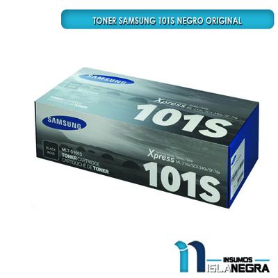 TONER SAMSUNG 101S NEGRO ORIGINAL