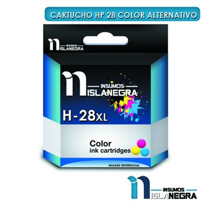 CARTUCHO HP 28 COLOR ALTERNATIVO