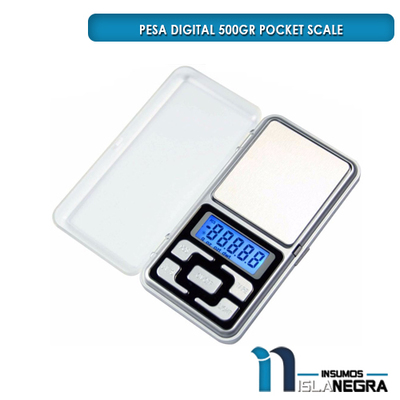 PESA DIGITAL 500GR POCKET SCALE