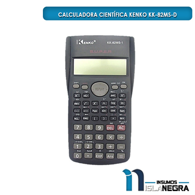 CALCULADORA CIENTIFICA KENKO KK-82MS-D