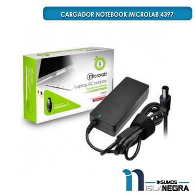 CARGADOR NOTEBOOK MICROLAB 4397