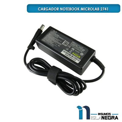CARGADOR NOTEBOOK MICROLAB 2741