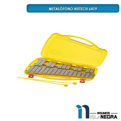METALOFONO NUTECH 6419