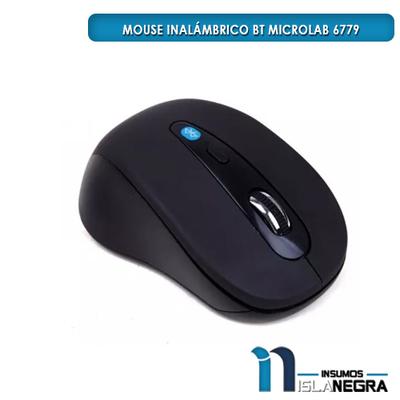 MOUSE INALAMBRICO BLUETOOTH MICROLAB 6779