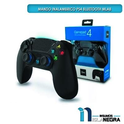MANDO INALAMBRICO PS4 MLAB 7902