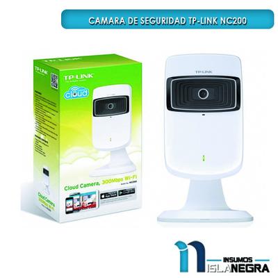 CAMARA DE SEGURIDAD TP-LINK NC200