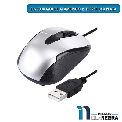 MOUSE ALAMBRICO R. HORSE FC-3004