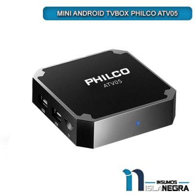 MINI ANDROID TVBOX PHILCO ATV05