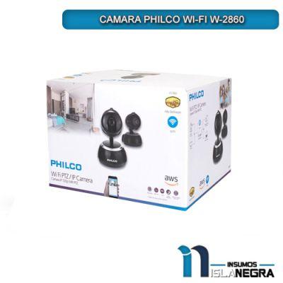 CAMARA PHILCO WI-FI W-2860