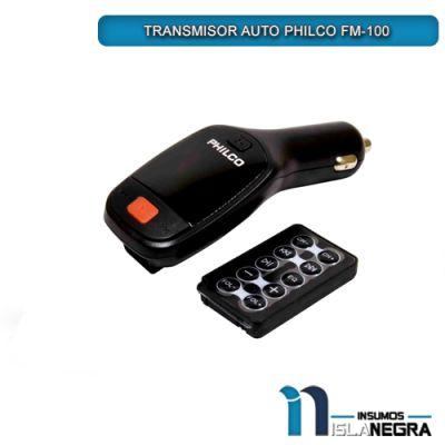 TRANSMISOR AUTO PHILCO FM-100